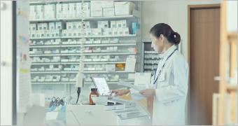 地域の健康ステーション 調剤薬局