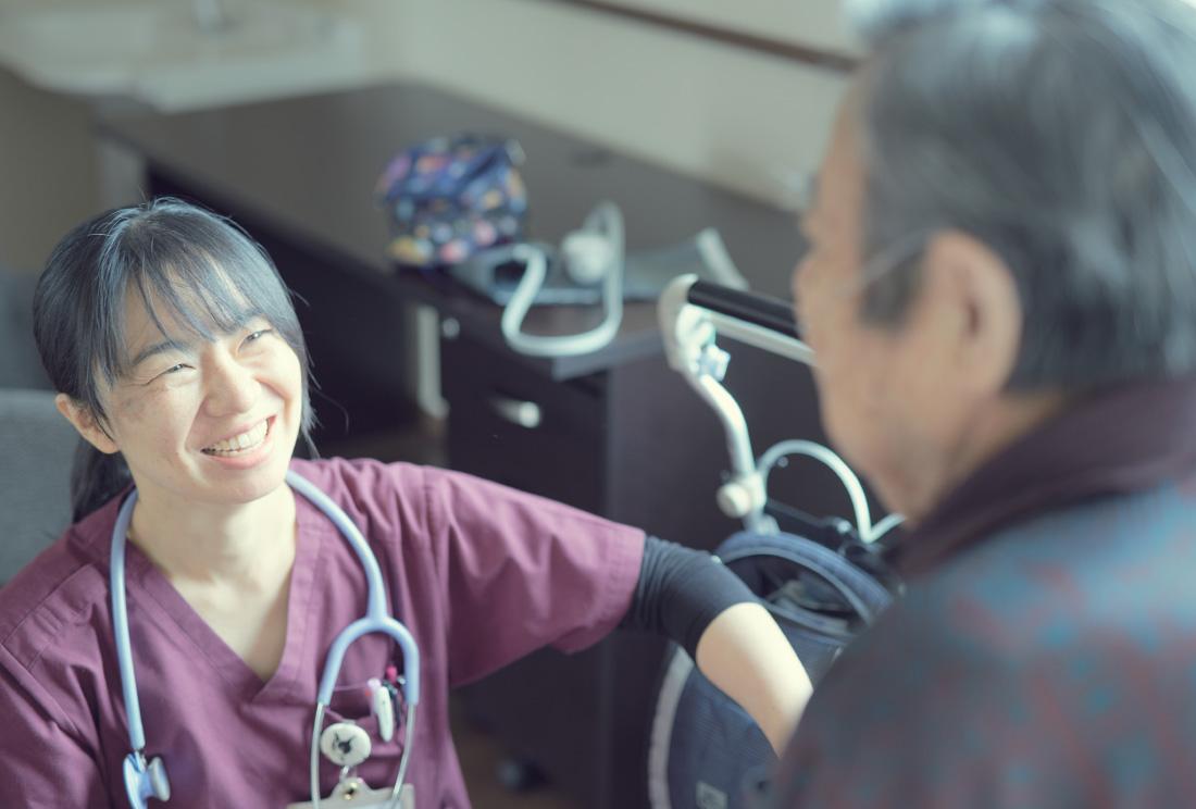 訪問看護ステーション 平成